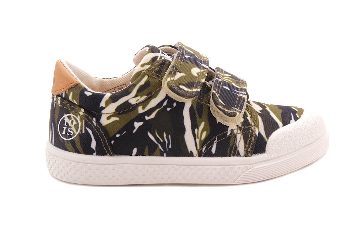 Sneaker Camouflage Rubber Tip