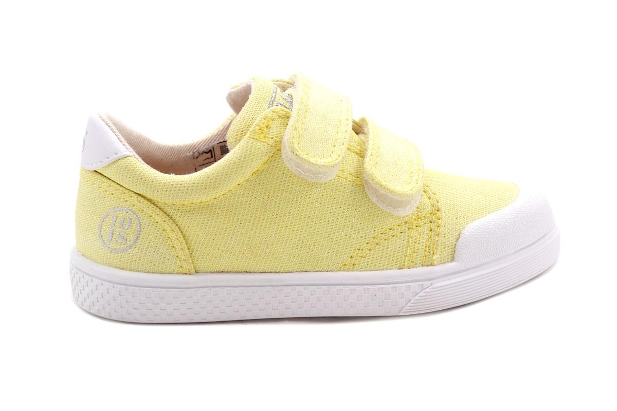 Sneaker Geel Blink Velcro