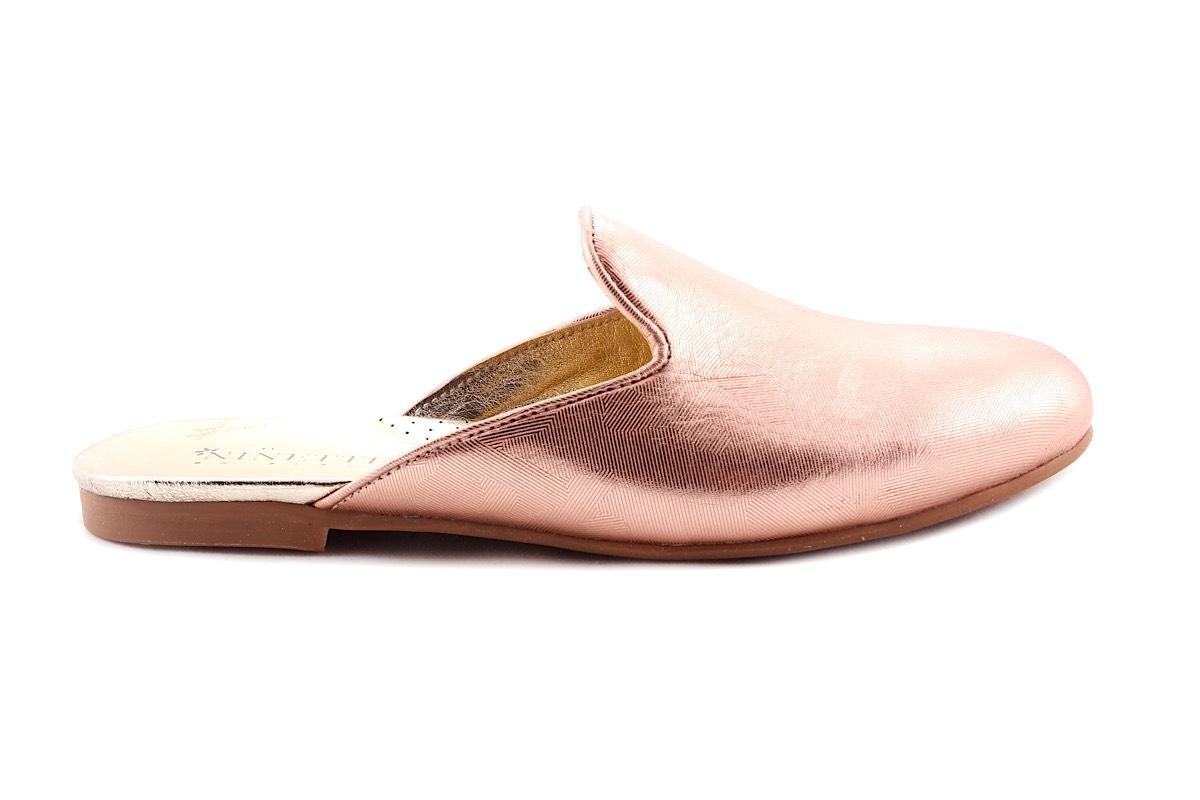 Veterschoen Loafer Roze