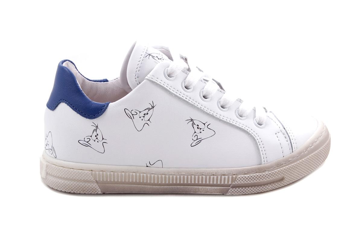 Luca sneaker wit donald