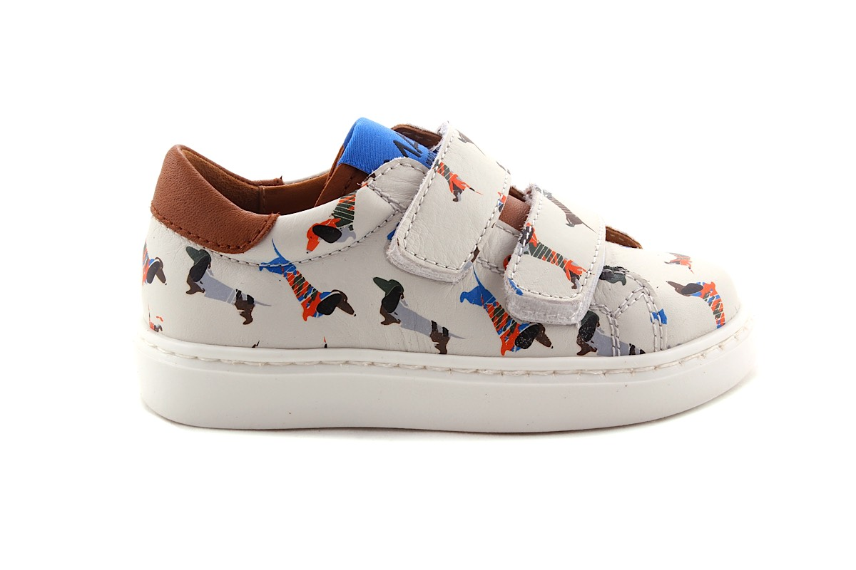 Sneaker Velcro Hondjes