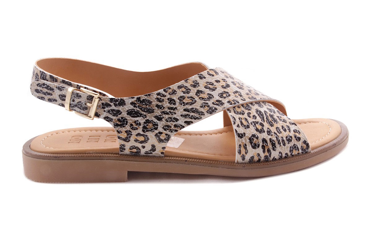 Sandaal Leopard