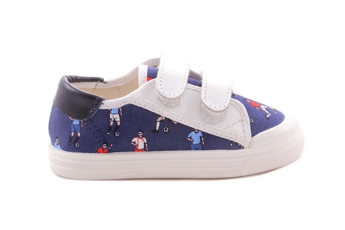 Sneaker Voetballer Velcro