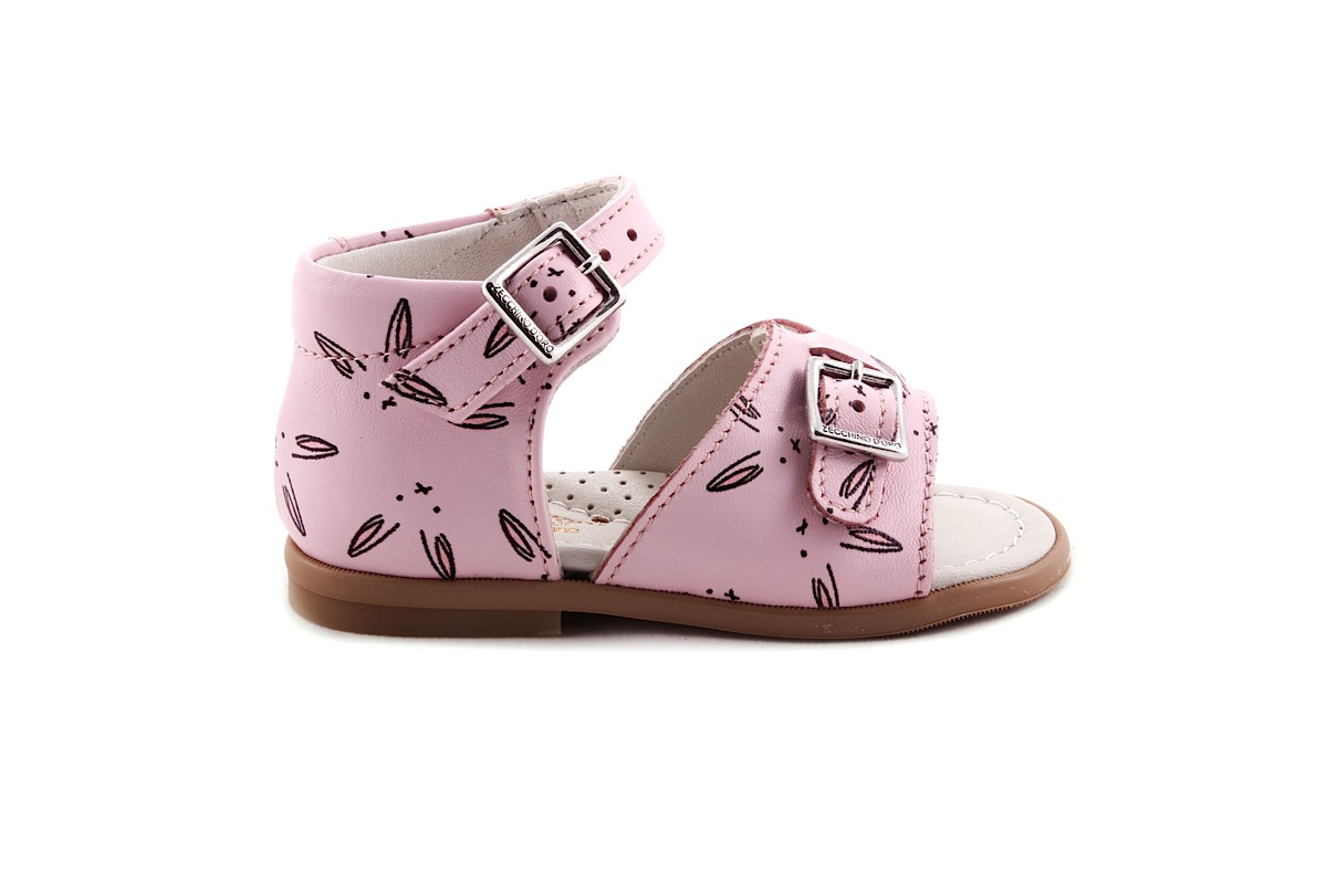 Sandaal Roze Konijntjes