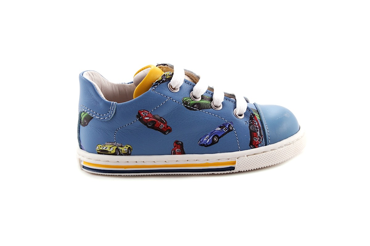Sneaker  Race Lichtblauw