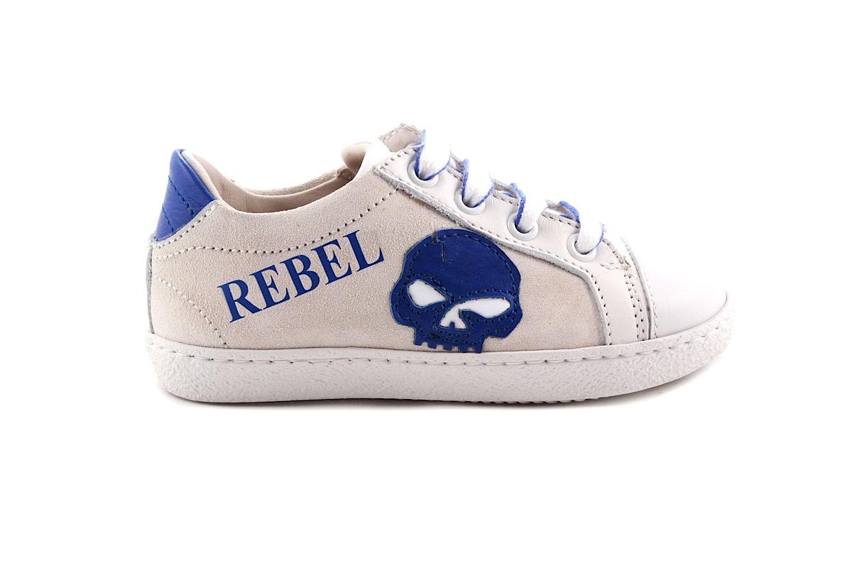 Sneaker Rebel Wit