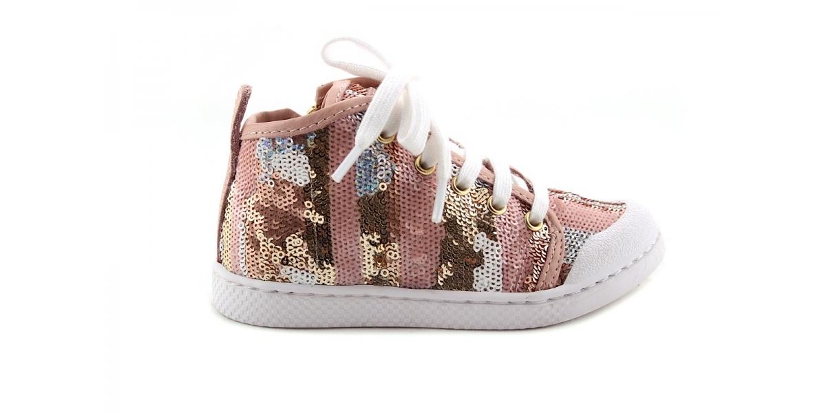 Verkooppunten Hip Kinderschoenen.10is Sneaker Roze Kinderschoenen Kopen Bij Brakel Verkooppunt R