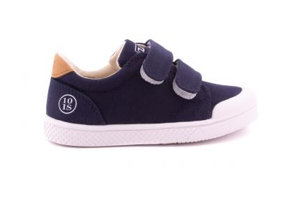 Sneaker Blauw Rubber Tip