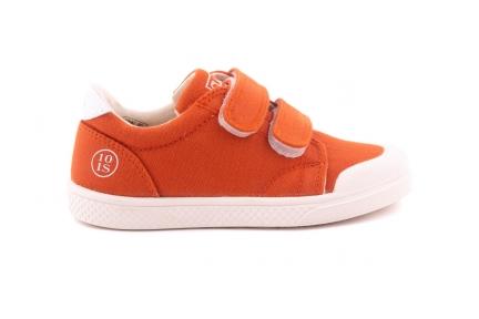 Sneaker Oranje Rubber Tip