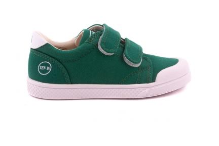 Sneaker Groen Velcro