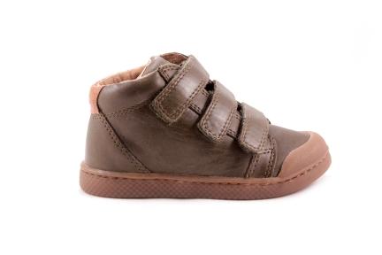 Sneaker Kaki 3 Velcro