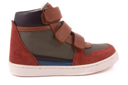 Sneaker Hoog 3 Velcro Multi Color