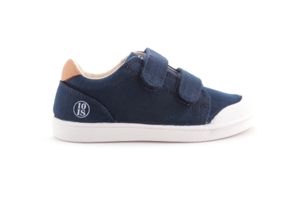 10IS sneaker velcro canvas marine