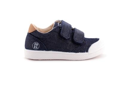 Sneaker Jeans Blink Velcro