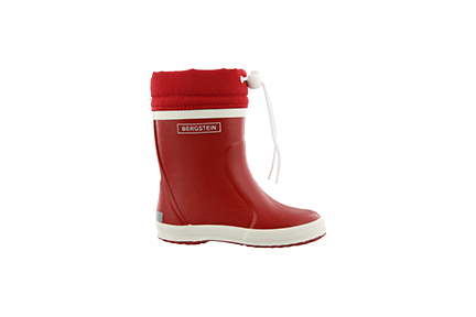 Bergstein sneeuwlaars rood