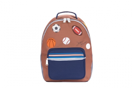 Backpack bobbie sports jock