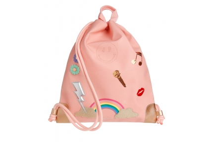 city bag lady gadget pink