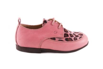Veterschoen Roze Leopard Roze