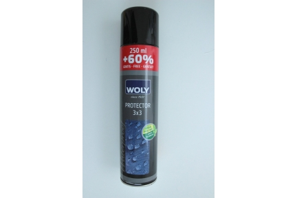 Woly spuitbus protector