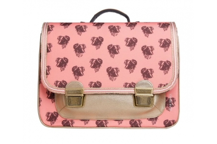 Jeune Premier boekentas it Bag MIDI lady dog