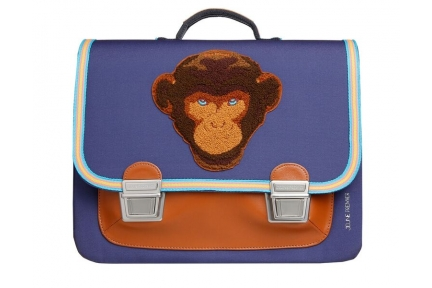 Jeune Premier boekentas it Bag MIDI monkey