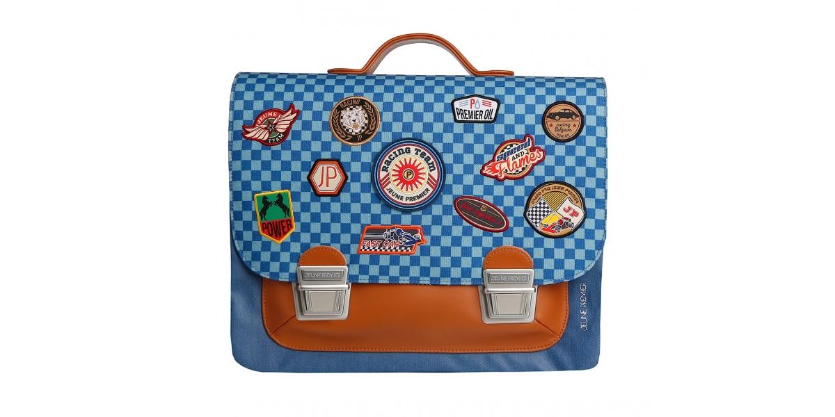 6cdbf379094 Jeune Premier boekentas it Bag MIDI Racing online kopen Gent en Aals ...