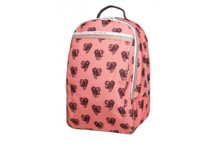 Jeune Premier backpack james lady dog