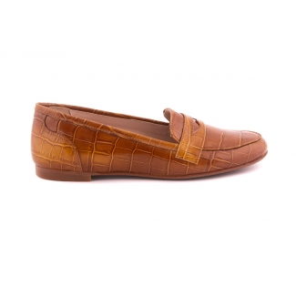 loafer oker croco