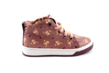 Sneaker Eekhoorntjes Oudroze