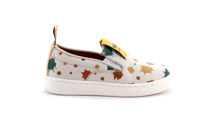 Sneaker Verfspatjes Loafer