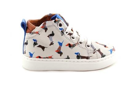 Sneaker Halfhoog Hondjes