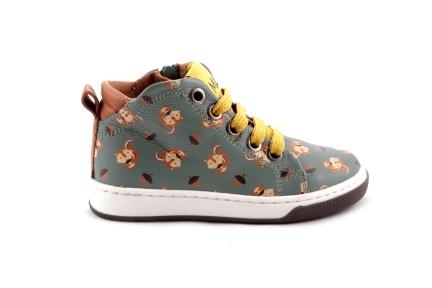 Sneaker Eekhoorntjes Mint