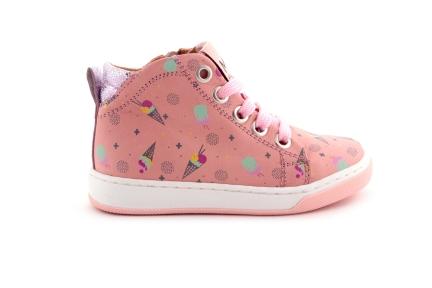 Sneaker Ijsjes Roze