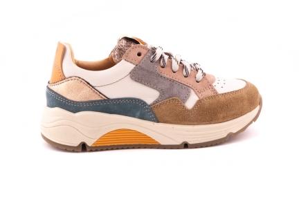 Sneaker Bruin/nude Runner