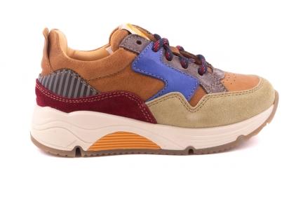 Sneaker Runner Cognac