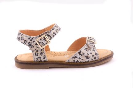 Sandaal  Gespje Leopard