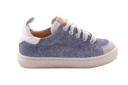 Sneaker Laag sneaker Jeans En Witte Accenten
