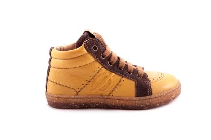 Sneaker Oker Bruine Crosta