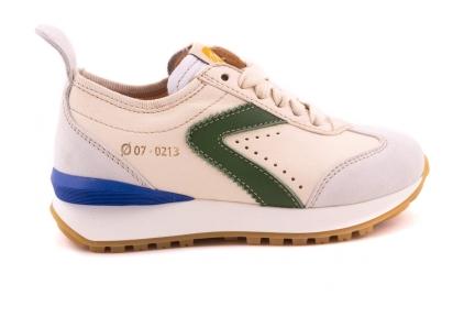 Sneaker Runner Groen/blauw