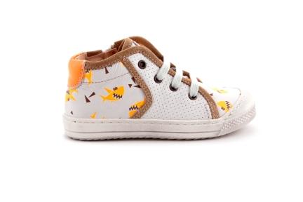 Sneaker Sportief Haai Oranje