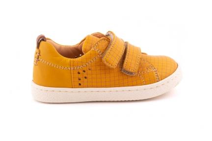 Sneaker Carreau Oker  Velcro
