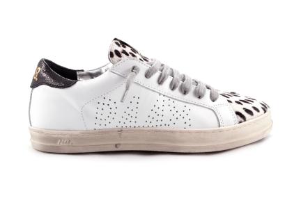 Sneaker Dalmatier Laag Wit