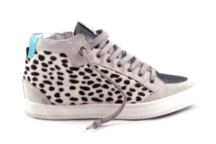Sneaker Dalmatier Glitter Tip