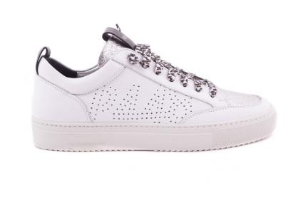 Sneaker Wit Laag