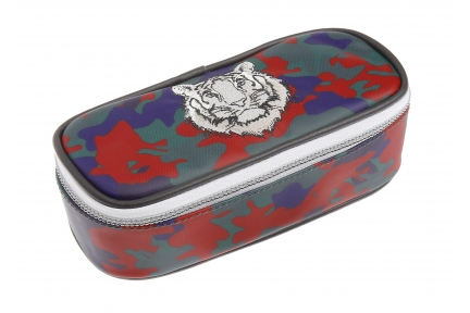 Jeune Premier pencil box bengal tiger