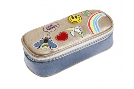 Jeune Premier pencil box goldfun