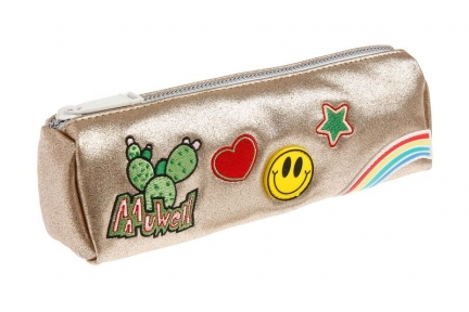 Jeune Premier pencil case goldfun