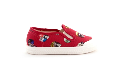 Sneaker loafer Mr Caso doodskopjes