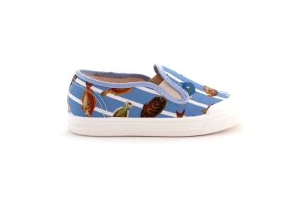 Sneaker loafer visjes