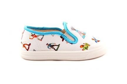 Sneaker Loafer Indiaan